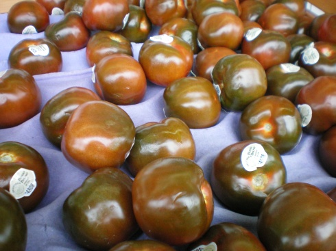 Rosso Bruno Tomatoes