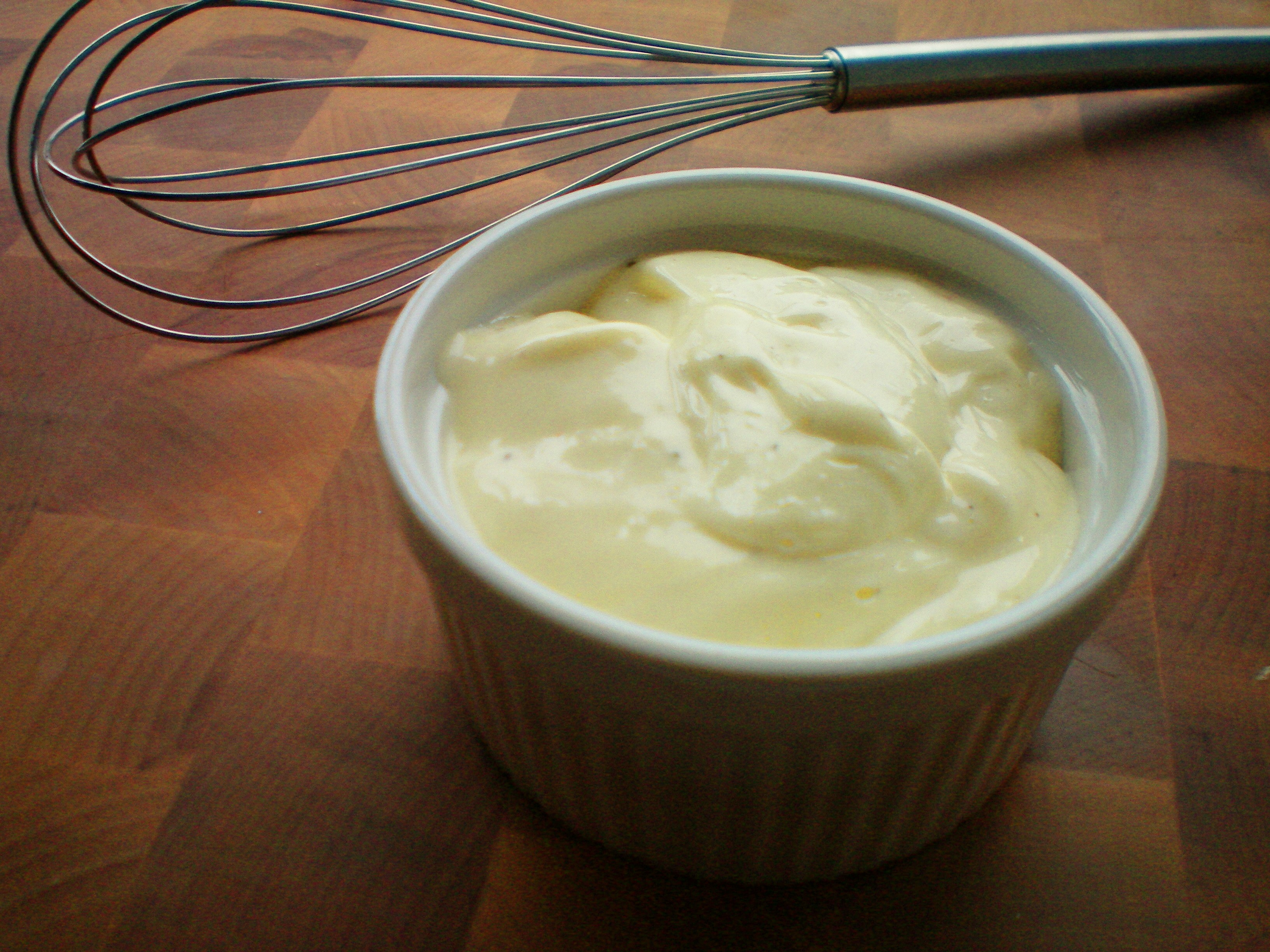 Traditional Aïoli - Garlic Mayonnaise - Gratinee