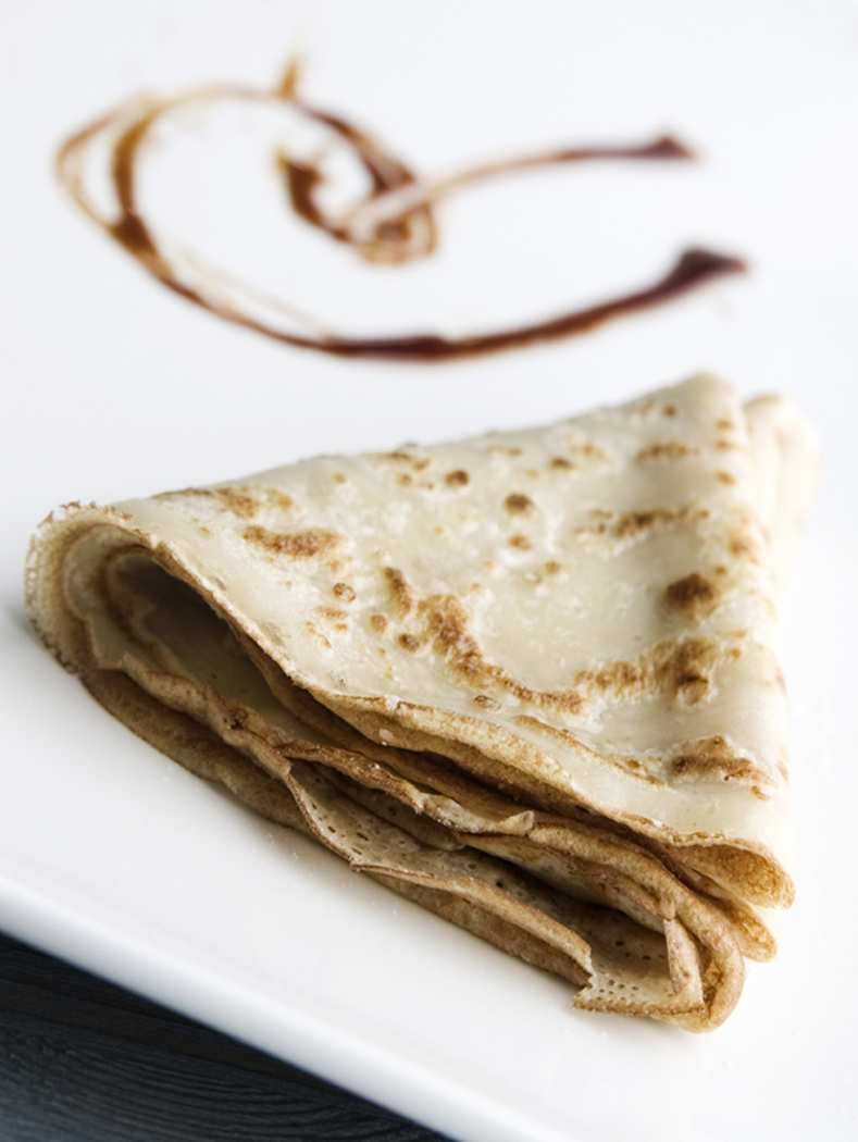 Julia Child's Master Crêpe Recipe - Gratinee